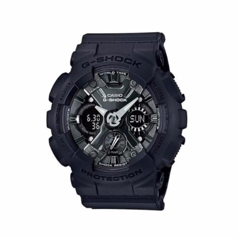 Casio G-Shock GMA-S120MF-1A S Series Analog Digital Mens Watch Malaysia