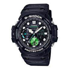 Casio G-Shock Gulfmaster Master of G Series Master in Marine Blue Model Black Resin Band Watch GN1000MB-1A GN-1000MB-1A