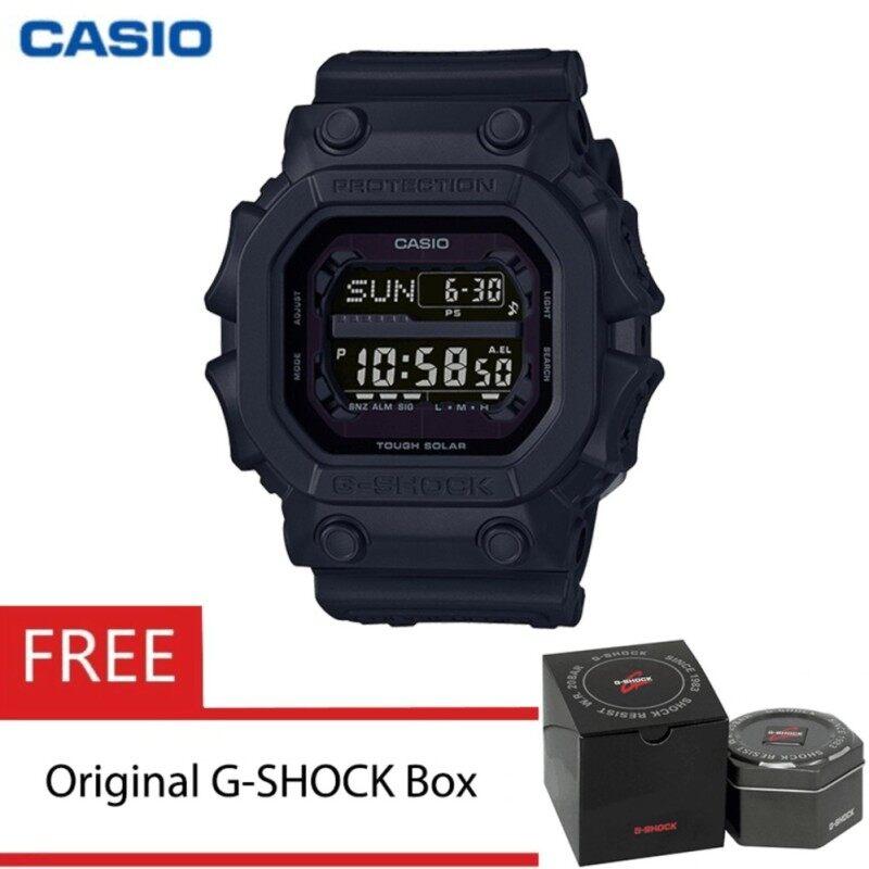 Casio G-Shock Mens Watches Black Resin Band GX-56BB-1 Gift for Men/Boy Malaysia