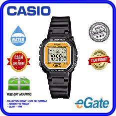 Casio LA-20WH-9A Kids Digital Ladies Watch -Small Cute Petit Original Watch Malaysia