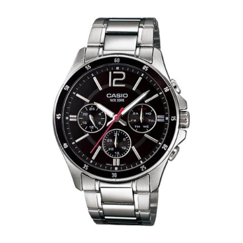 CASIO MEN ANALOG WATCH  MTP-1374D (IMPORTED) Malaysia
