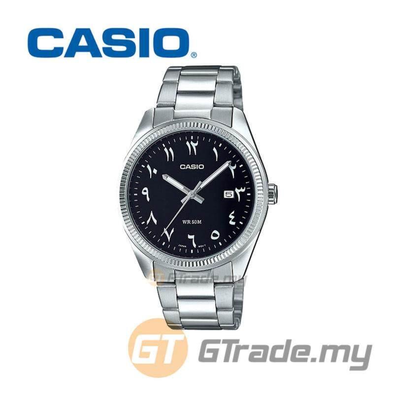 CASIO MEN MTP-1302D-1B3 ANALOG WATCH   ARABIC NUMERALS Malaysia