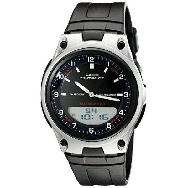 Casio Pria AW80-1AV Forester Ana-Digi Bank Data Watch-Intl