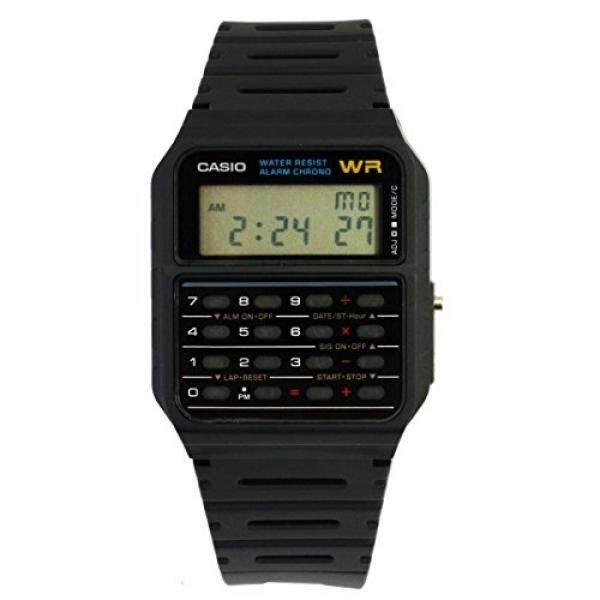 Casio Pria CA53W-1 Jam Tangan Kalkulator-Intl