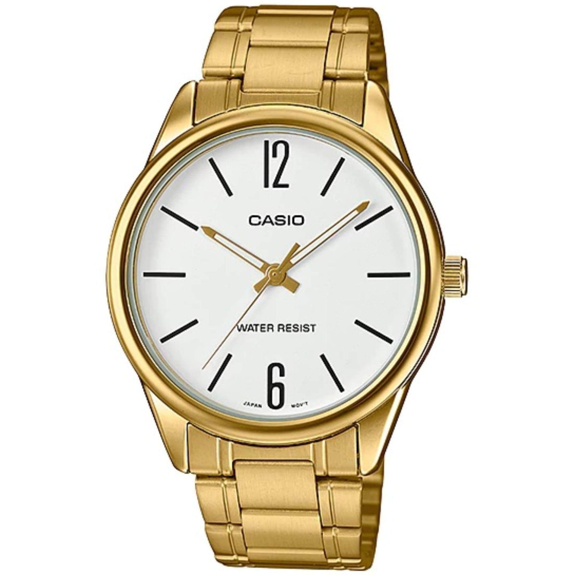 Casio MTP-V005G-7BUDF Original & Genuine Watch Malaysia