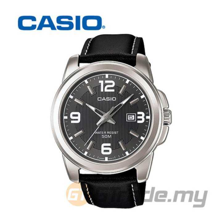 CASIO STANDARD MTP-1314L-8AV Analog Mens Watch - Date Display WR50m