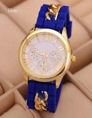 Casual Watch Wristwatch Business Quartz Watch (White) Malaysia