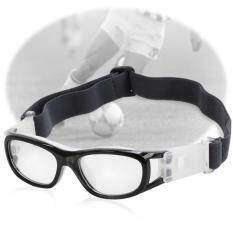 Children Basketball Football Sports Eyewear Goggles Pc Lens With Proof Pc Material Lenses Protective Eye Glasses (black) By Anthony1997.