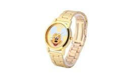 children cartoon watch women Dress watches Men Cute stainless steel Clock lovely relogio Kids Watch Malaysia