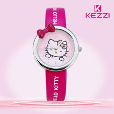【Free Shipping】Children Cute Rabbit Casual Watches Quartz Wristwatches Kids Watch Malaysia