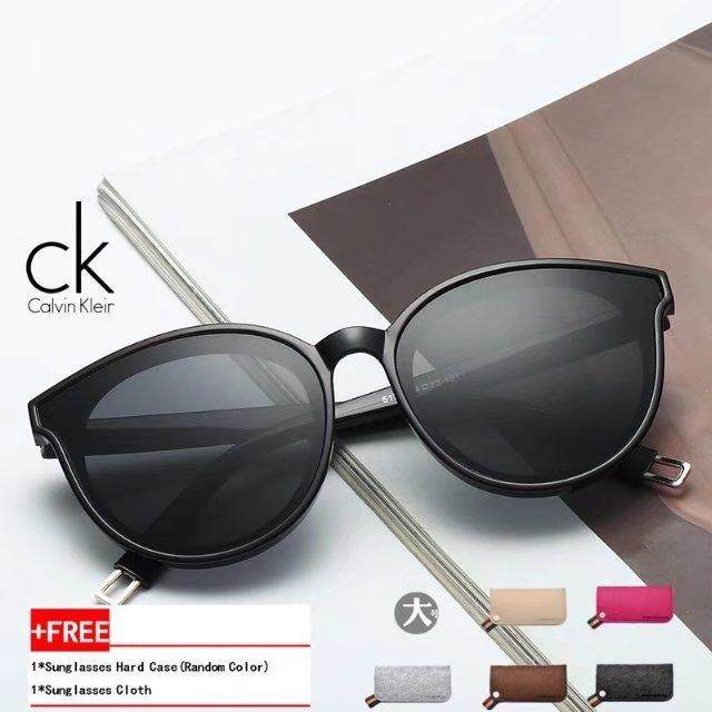 06dcf02109be Classic women Fashion Sunglasses Polarized Lens Vintage Eyewear Accessories  Sunglasses For Retro Aluminum - intl
