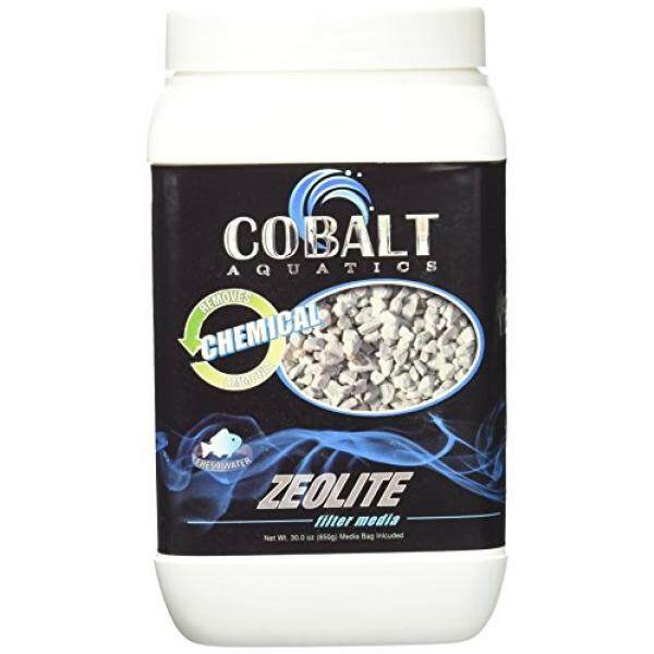 Cobalt International ACI50003 Saringan Zeolit Media dengan Tas untuk Akuarium-Internasional