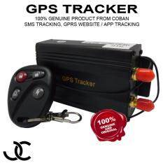 Coban Original Tk103 Tk103-B Car Gps Tracker Satellite Position Tracking System By Jc-Store