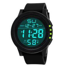 coconie LED Waterproof Digital Quartz SKMEI Fashion Watch Military Sport Men's