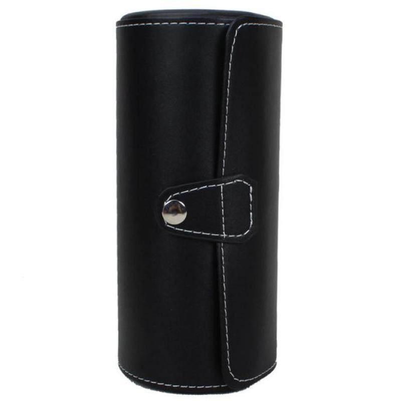 Coconiey Portable Travel Watch Case Roll 3 Slot Wristwatch Box Storage Travel Pouch Malaysia