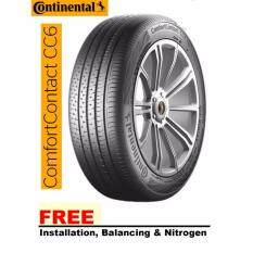 Continental Conticomfortcontact Cc6 With Installation By Circle Zac.
