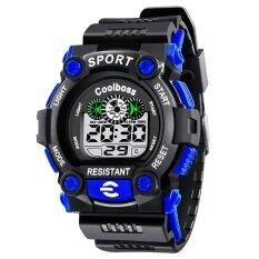 COOLBOSS Boys Watches Student Sport Watch For Kids Boys Girls Clock Child LED Digital Wristwatch Electronic Wrist Watch for Boy Gift jam tangan kanak kanak Malaysia
