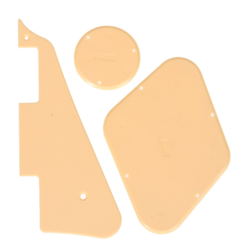 Cream Pickguard Switch Cover Set for Gibson LP Malaysia