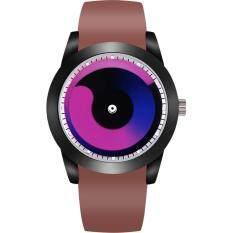 Creative Quartz Watch Fashion Casual Waterproof Wrist Watches (Coffee) Malaysia