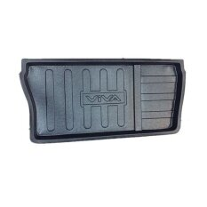 Custom Fit Abs Non Slip Rear Trunk Boot Cargo Tray - Perodua Viva (2007-2014) By Online Car Accessories.