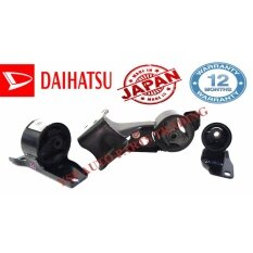 Daihatsu Engine Mount Mounting Full Set Perodua Kancil 660/850 AT/MT  1994~2009