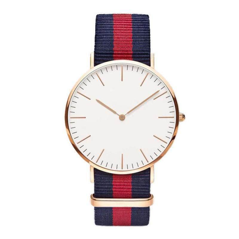Daniel Oxford Analog Display Quartz Multi-Color Watch Simple classic fashion Malaysia