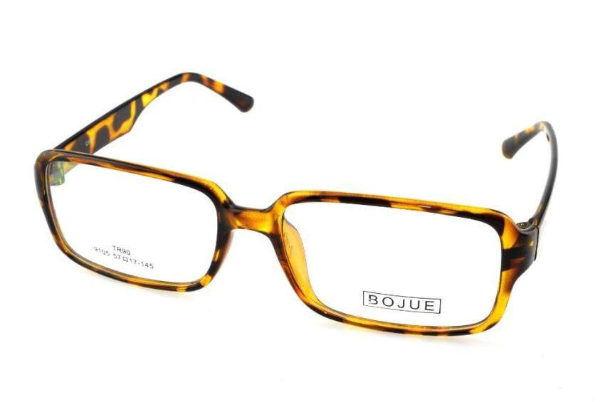 c8a0a4caf60 Designer leopard Big Eyeglasses Frame Full-Rim Optical Eyewear Spectacles  Eyeglasses TR90 Ultra Light