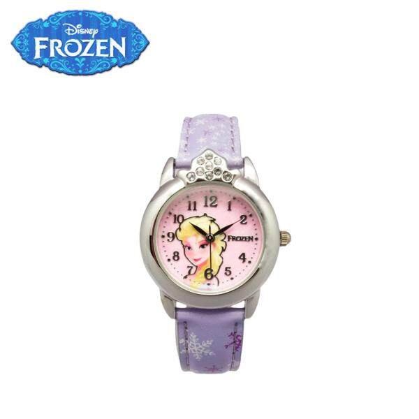 Disney Frozen Girls Princess Elsa Strap Watch PSFR1207-08C (Purple) Malaysia