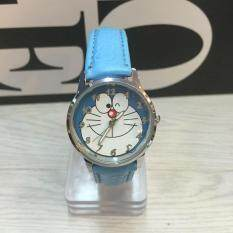 Doraemon Children Machine Cat Korean Waterproof Boy Primary School Student Cartoon Watch Malaysia