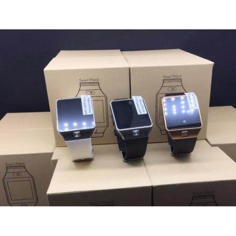 DZ09 Touch Screen Sim Card Smart Watch Phone Malaysia