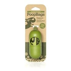 Earth Rated Poop Bags Dispenser With 15 Bags By Irene Aquarium & Pet Saloon.