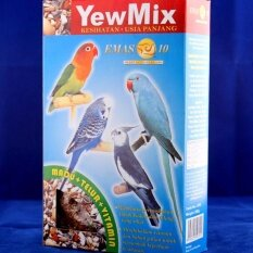 Emas 10 Yewmix Small Size Parrot Food 500g - Parrot Food 3055 By Df Pet Grocery.