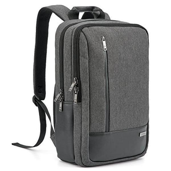EOS Ransel Laptop EOS 17.3 Inch Bisnis Modern Ransel Laptop Sekolah dengan Kantong Aksesori untuk Apple MacBook Air/Pro, samsung Chromebook, HP, Dell, Sony, Toshiba Ultrabook-Intl