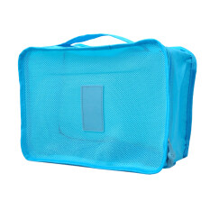 Famale And Male Waterproof Travel Cosmetic Bag(green) By Fairtopstore.