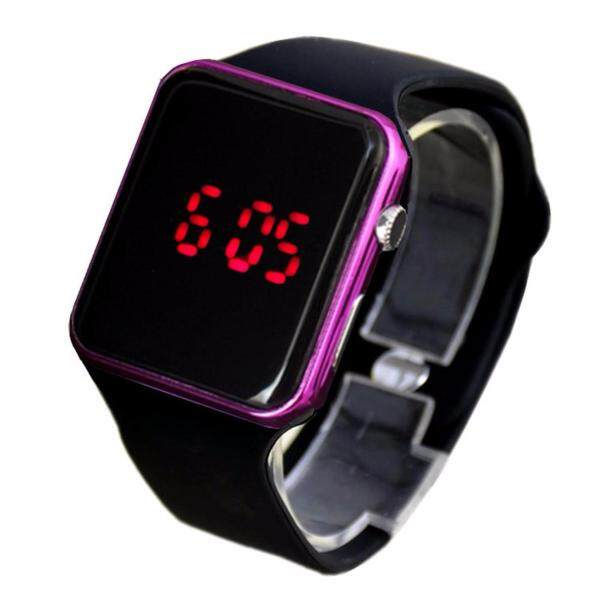 Fancyqube Luxury Mens Fashion LED Digital Date Sports Quartz Watch Black3 Malaysia