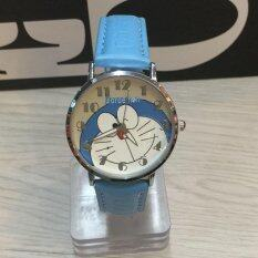 Fashion Doraemon Korean boy children watch waterproof Watch Malaysia