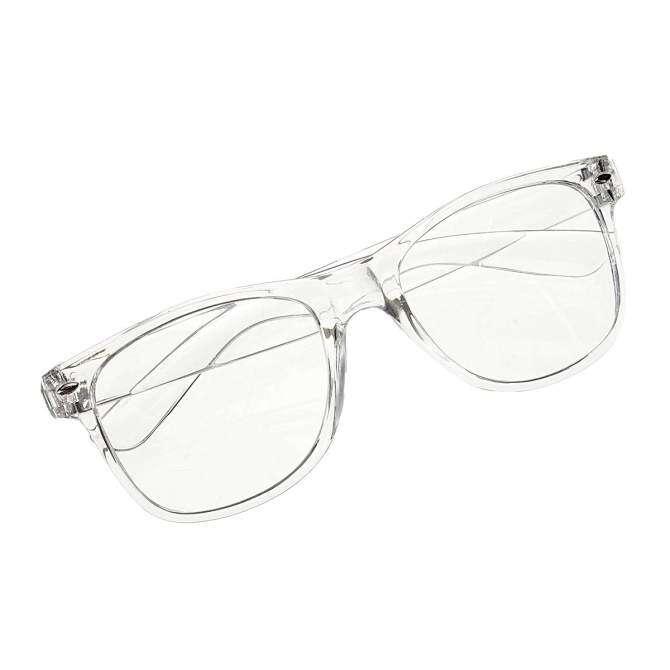 fa9b039ee04d Fashion Eyeglass Frame Vintage Transparent Glasses Retro UV 400 Plain Lens  Optic - intl