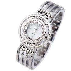 Fashion Strap Bracelet Watch Round Dial Bracelet Table Women s Watches Malaysia