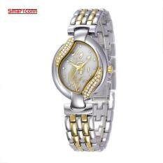 Fashion Women Watches Waterproof Quartz Luxury Female Clock Diamond Design Watch-case and Special Dial For Lady Malaysia