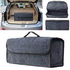 Felt Car Seat Back Rear Travel Storage Organizer Holder Interior Accessory By Grand Store.