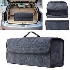 Felt Car Seat Back Rear Travel Storage Organizer Holder Interior Accessory By Grand Store.