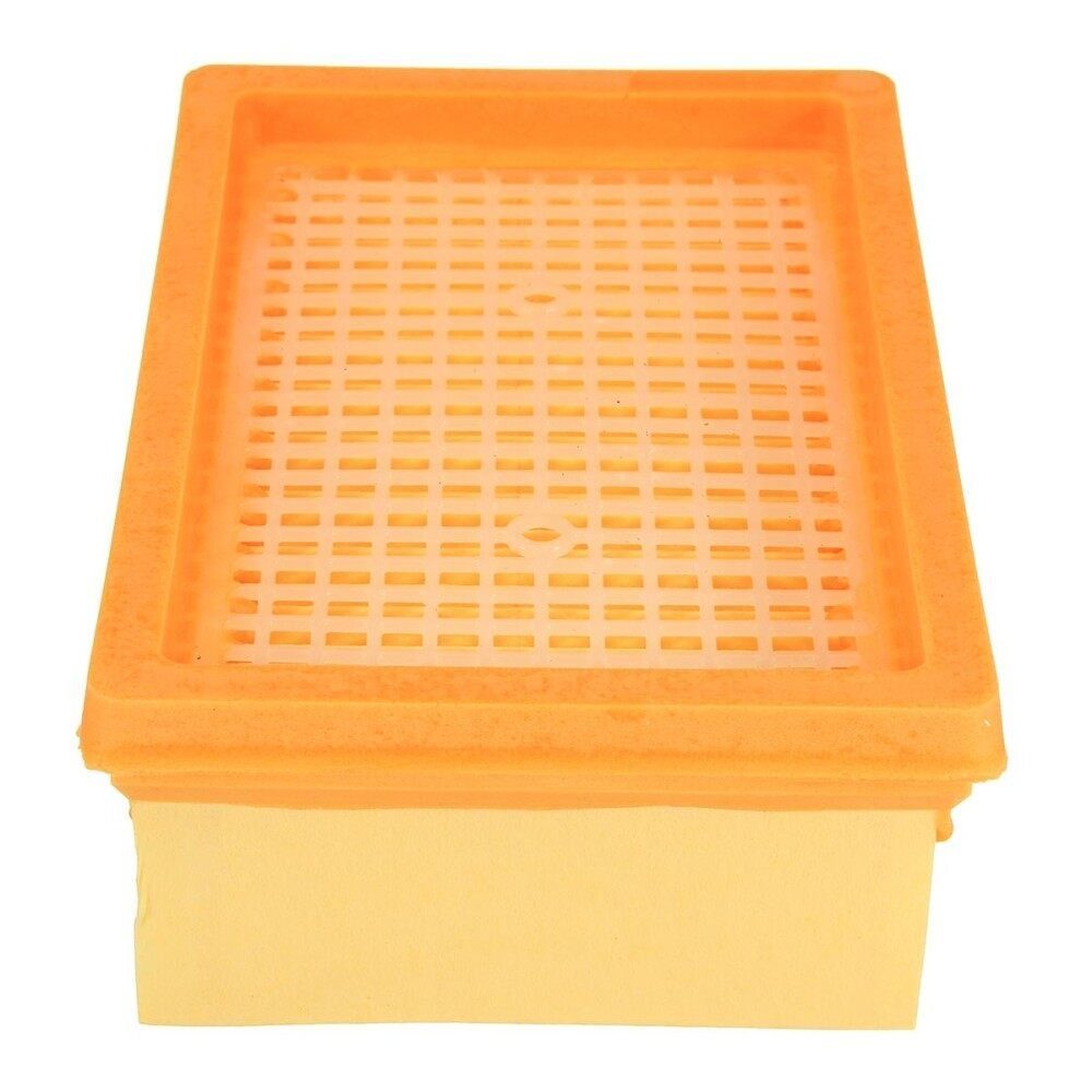 Flat-Pleated Filter Fit For Karcher Wet / Dry Vacuum Mv4 Mv5 Mv6 Genuine Part - Intl By Teamwin.