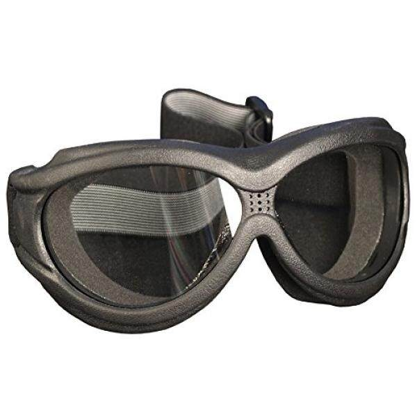 [. Amerika Serikat] Besar Ben Sepeda Motor Kacamata Olahraga Bening Lense Cocok dengan Kacamata B00J4VZ2Z4-Internasional