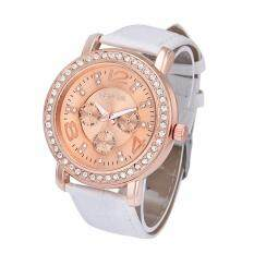 Geneva Women Fashion Luxury Rhinestone Crystal Analog Quartz Wrist Watch WH Malaysia