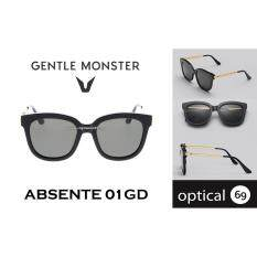 fa89d3bfc098 Gentle Monster ABSENTE 01GD sunglasses Malaysia eyeglasses lens glasses