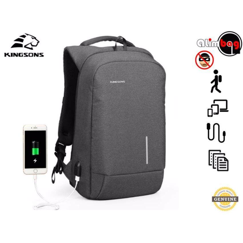 d811ec4dae EverBuy Genuine Authentic Original Kingsons Profesional Series Direct Ship  from Malaysia Smart Anti-Thief Travel