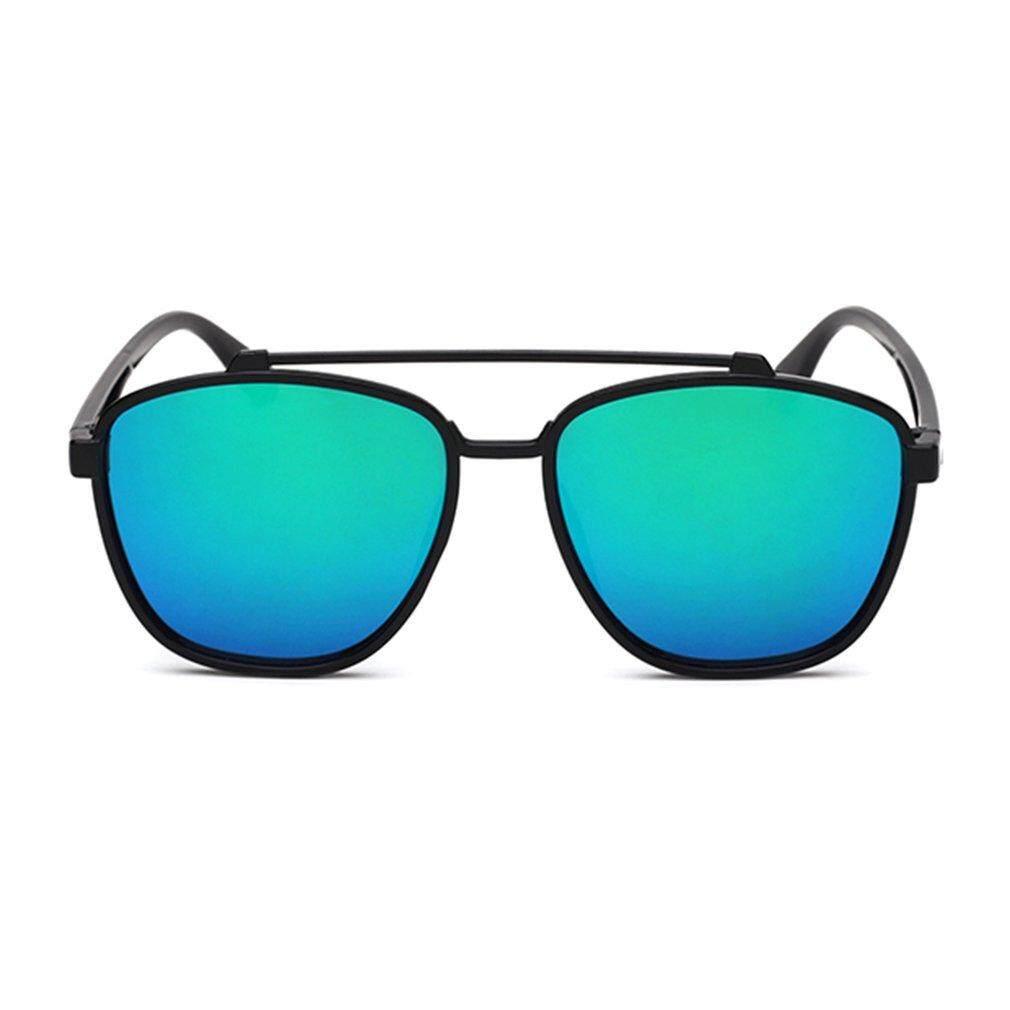 Hadiah 15970 Fashion Wanita Kacamata Hitam Pria Damar Lensa Bingkai Besar Antiultraviolet C4-Intl