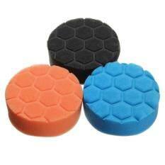 ... Foam Kit Set Source · GX 3 Inch80mm Inch Hex Logic Buff Polishing Pad Kit For Car Polisher