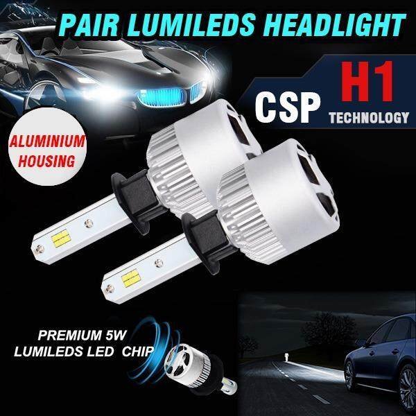 H1 180W 19000LM LUMILED LED HEADLIGHT KIT HIGH LOW BEAM REPLACE HALOGEN XENON