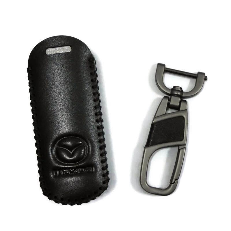 Review Boboca Hand Sewn Kulit Mobil Remote Pelindung Penutup
